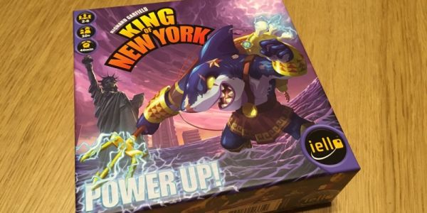 [ESSEN][Découverte] King of New York : Power Up!