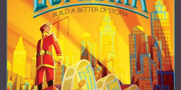 « Euphoria : Build a better Dystopia » sur kickstarter