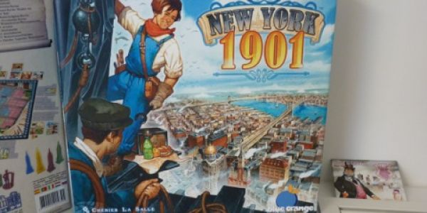 Preview New York 1901 à Cannes