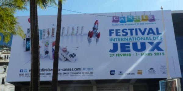 Festival International du jeu 2015 - ça se prépare