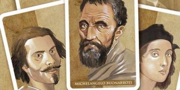 Florenza: The Card Game pour Essen
