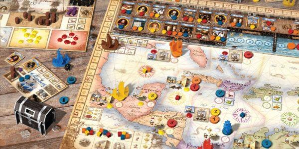 Francis Drake : La variante deux joueurs