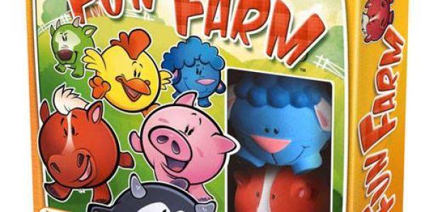 Fun Farm : tout est bon dans l'cochon
