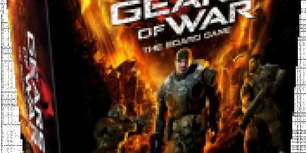 Gears of Wars : du jeu vidéo au boardgame...