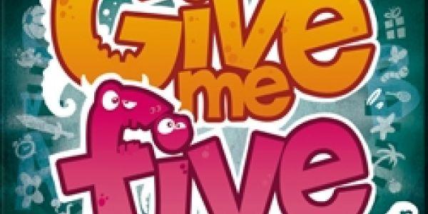 Give me five : une variante au petit bac...