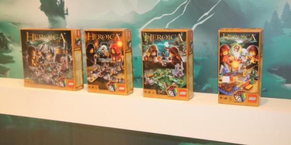 Heroquest au pays des Legos