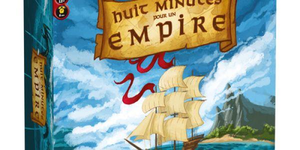 Critique de Huit minutes pour un empire