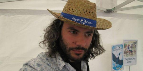 Interview de Florent Toscano, auteur responsable