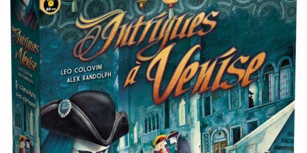 Intrigues à Venise revient !