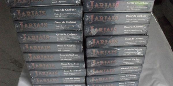 Jarjais : quelques indices de plus...