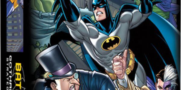 Jouez bientôt les gros vilains de Gotham City !