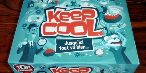 [Just played] Keep Cool