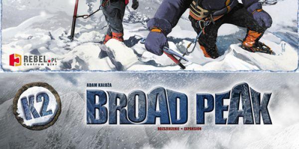 K2 + Broad Peak - C'est dans la boîte
