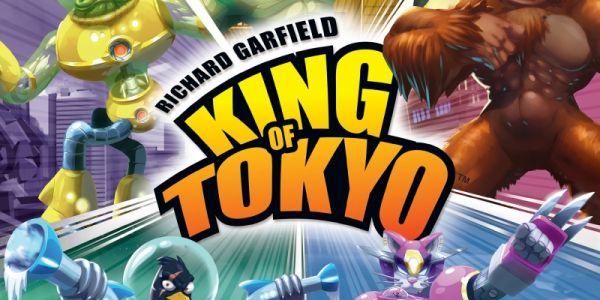 King of Tokyo : Le Retour !!!