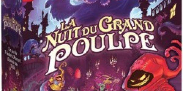 La nuit du Grand Poulpe Cannois