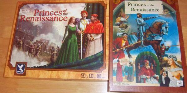La renaissance des Princes selon Wallace