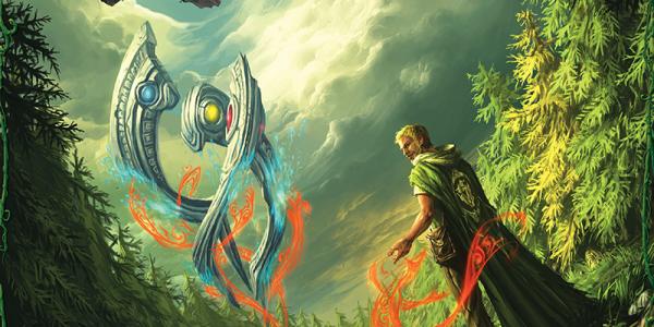 Lagoon: Land of Druids