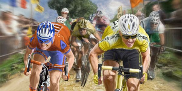 Amis joueurs cyclistes, faites vos courses en Octobre!