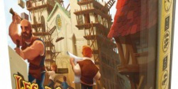 Les bâtisseurs - Moyen-Âge : la règle du jeu en ligne