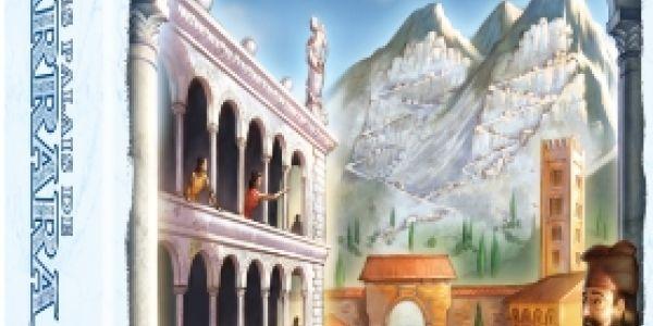 Les palais de Carrara : encore du Filo...