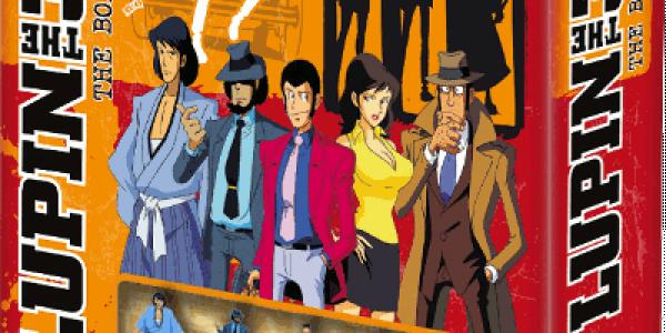 Lupin the Third : de la BD au jeu de plateau...