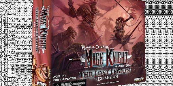 Mage Knight - The Lost Legion
