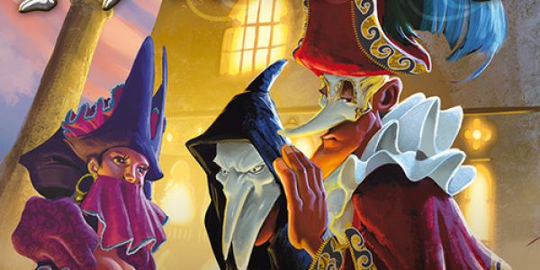 Masques : Intrigo new generation...