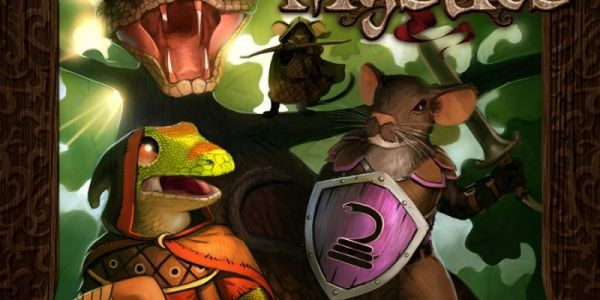 Mice & Mystics : Downwood Tales