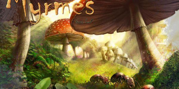 Myrmes : le test du jeu