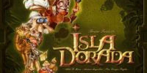 Isla dorada : Quelle belle île !