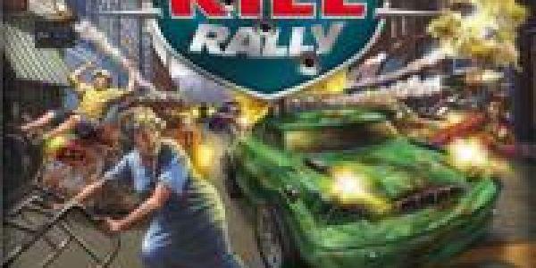 Road Kill Rally : les règles en VO
