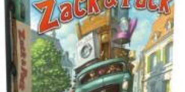 Quand Zack & Pack déménage chez Ricochets Robots...