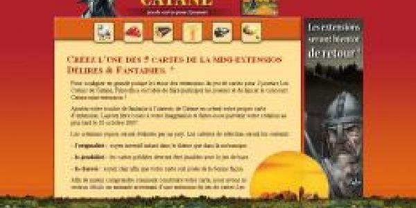 Concours Les Colons de Catane !!