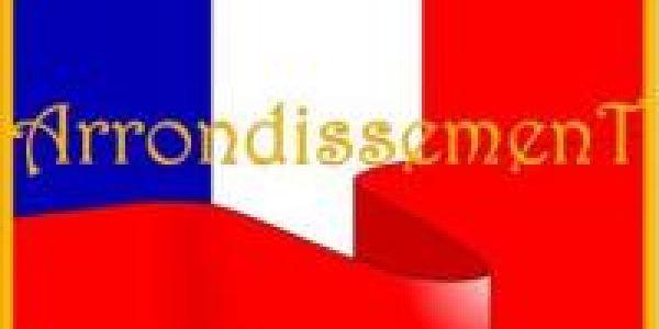 Arrondissement : La règle en français !
