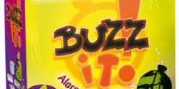 """Buzz it! Le nouveau jeu au format """"sac en tissu"""""""