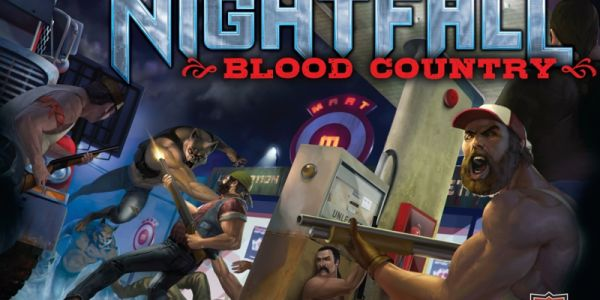 Nightfall - Blood country : les règles du jeu