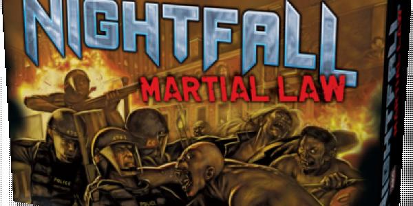 Nightfall : la contagion...