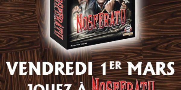 Gagnez votre boîte de Nosferatu !