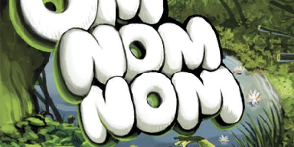 Om Nom Nom : le jeu pour faire miam miam