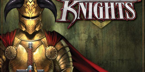 Les  guerriers chevaliers se mettent en ligne