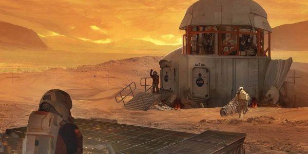 First Martians: Aventures sur la Planète Rouge