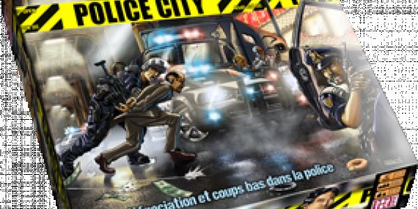Police City et Gangs City du nouvel éditeur Diptic à Cannes !