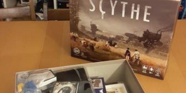 Premier Regard : Scythe