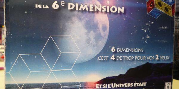 [PROTOTYPE] Les Maîtres de la 6ème dimension