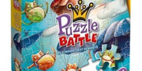 Puzzle Battle : Je vais t'exploser, façon puzzle !