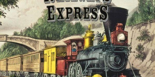 Railways Express... et la folle histoire du train