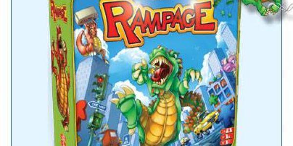 Rampage : la règle du jeu
