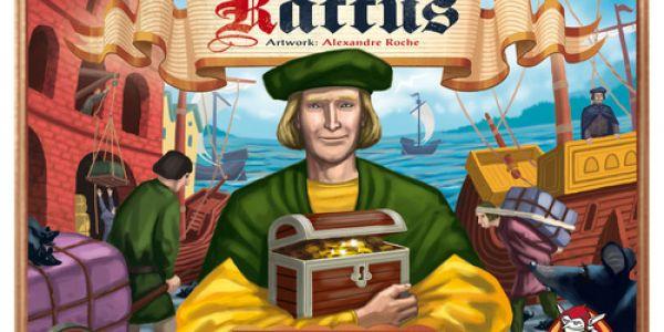Deux nouvelles extensions pour Rattus juste avant Essen...