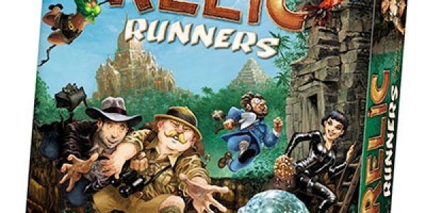 Relic Runners : la règle du jeu et la précommande