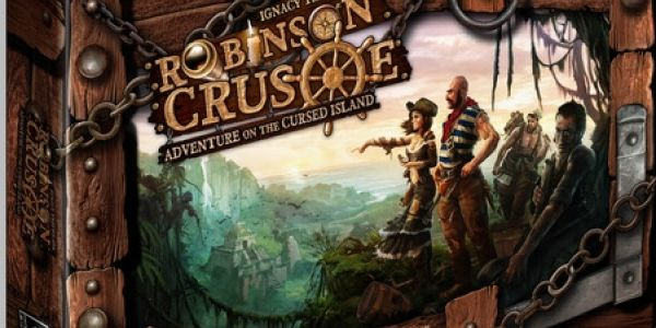 Des petites news de Robinson Crusoe: Adventure on the Cursed Island